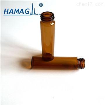 HM-2086AG22ml棕色螺纹样品瓶*高86MM  20MM