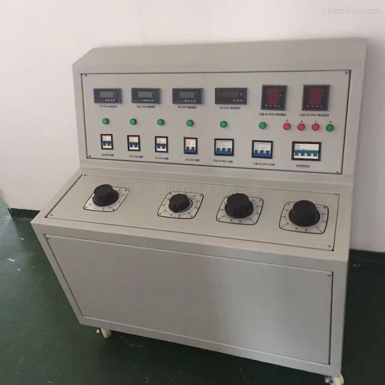 三相开关柜通电试验台400V