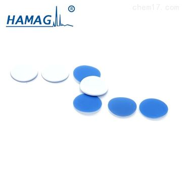 HM-2757蓝色PTFE/白色硅胶垫 17.5mm*1.5