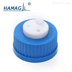HM-00G45A3QL流动相瓶三孔盖(浅蓝)