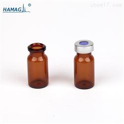 HM-0838A10ML 棕色钳口顶空瓶