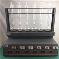 多功能蒸馏器CYZL-6C氨氮蒸馏装置