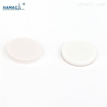 HM-0801预组装银色开孔铝盖/白色PTFE/白色硅胶垫