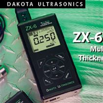美国DAKOTA ZX-6DL手持式超声波测厚仪