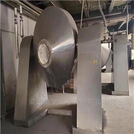 二手搪瓷双锥干燥机回收