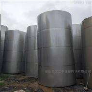 二手不锈钢储罐大量回收