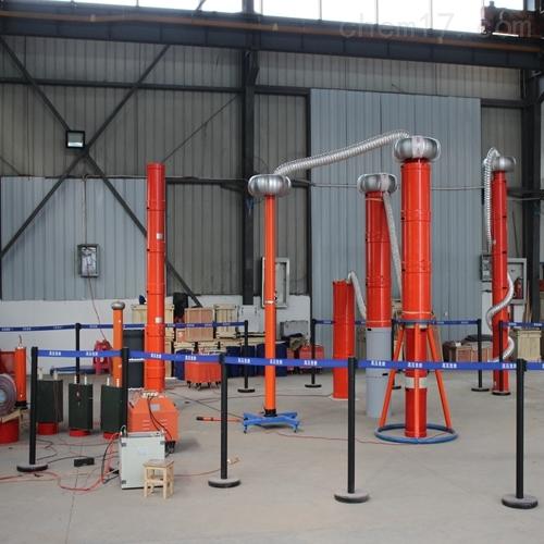 大量现货串联谐振耐压试验装置