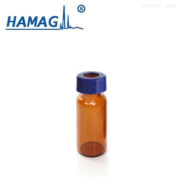 HM-07172ML棕色螺纹样品瓶玻璃储存瓶螺口9MM分装瓶