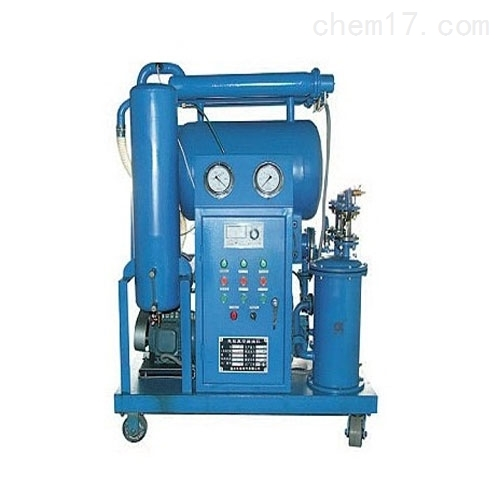 优质设备多功能真空滤油机