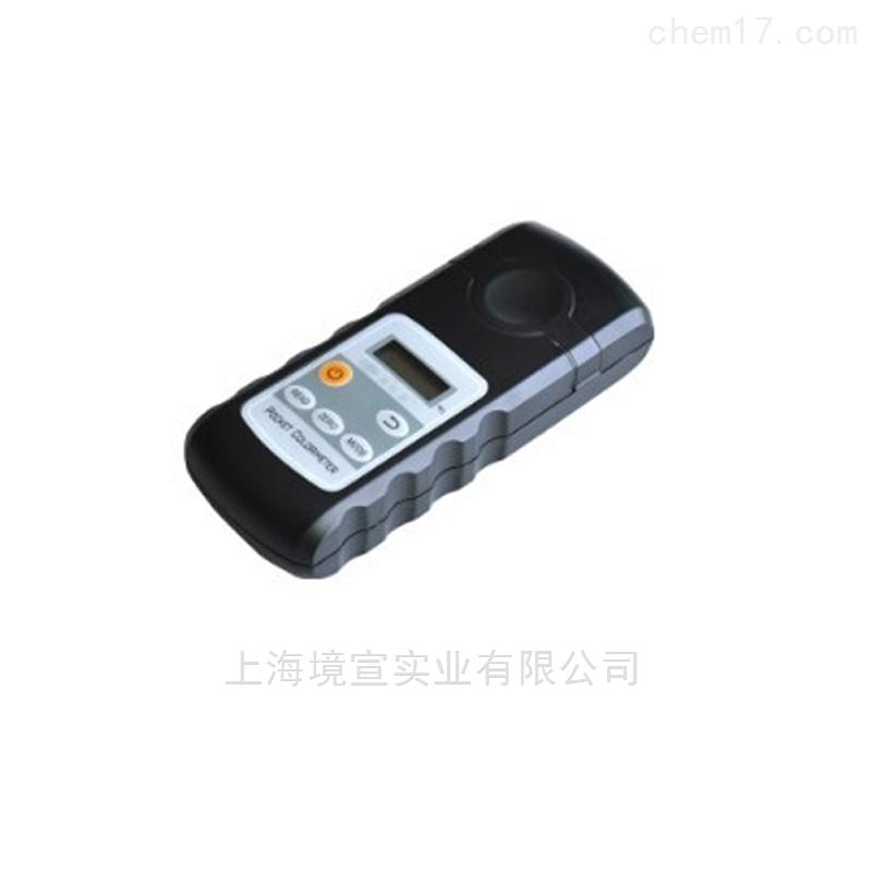便携式余氯二氧化氯五参数测定仪水质分析仪