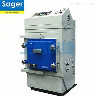 SG-QF 800 1000 1200 1400氮气氩气氦气金属退火炉 真空热处理炉