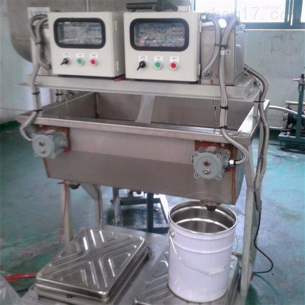 化工、润滑油简易灌装机