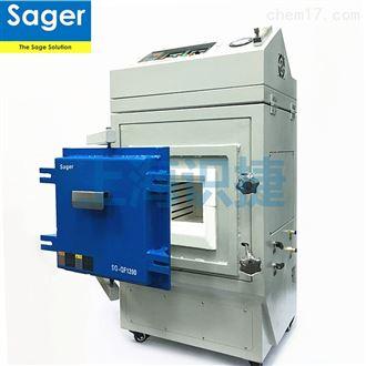 SG-QF1400氮气保护金属热处理真空炉真空烧结分析炉