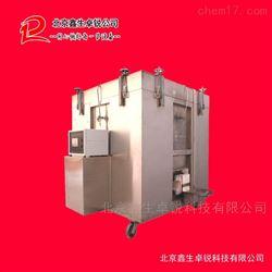 室外厚型钢结构防火涂料耐火极限隔热试验炉