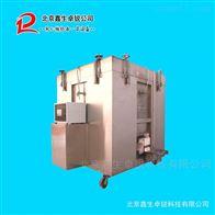 膨胀和非膨胀型构件防火涂料隔热效率试验炉