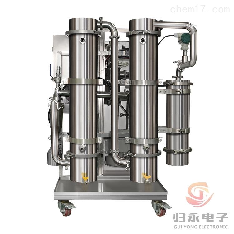 GY-YJGZ-G苏州易燃物料喷雾干燥机型号