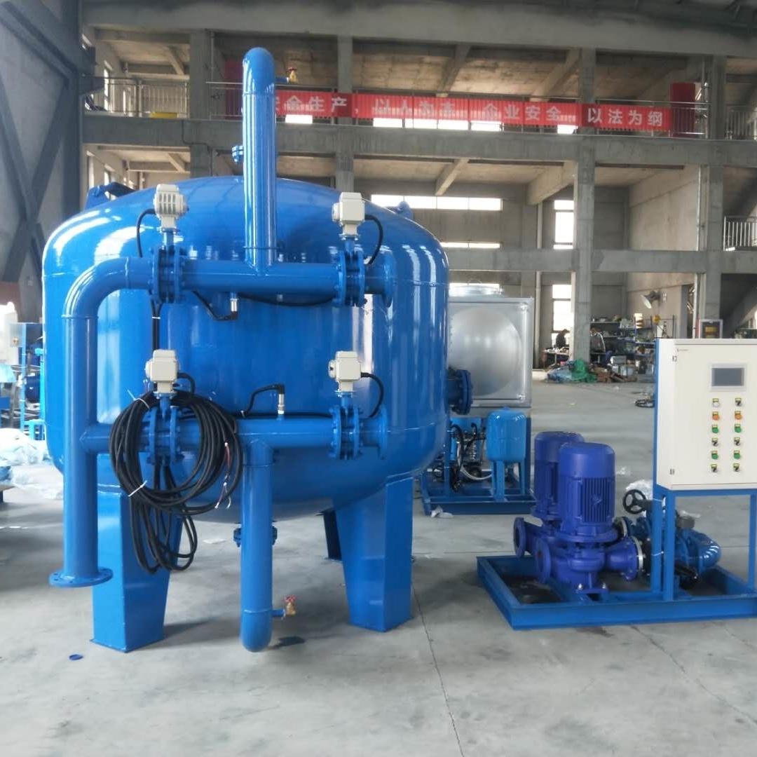 冷却塔水旁滤装置
