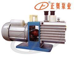 正奥泵业2XZ-0.5型铸铁材质旋片式真空泵