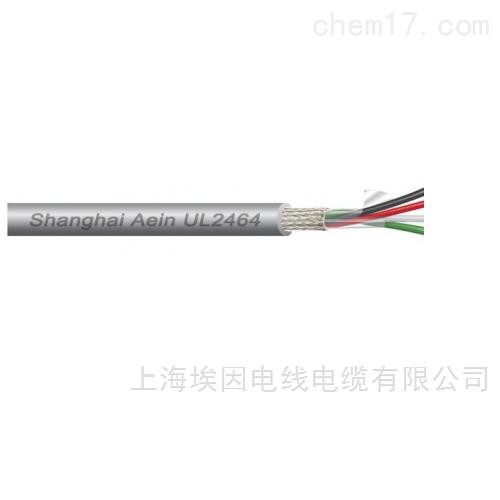 UL2464上海埃因美标认证26AWG*30C多芯电缆