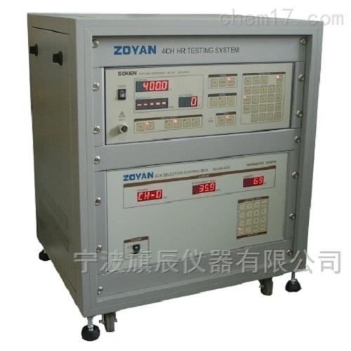 四通道在線繞組溫升測試儀:HR-SYS4