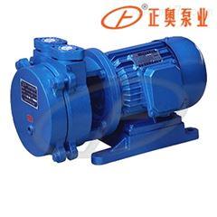 正奥泵业SK-0.4型直联水环真空泵压缩空气泵