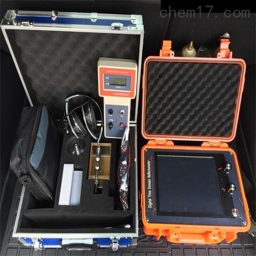 方便实用地理电缆故障测试仪