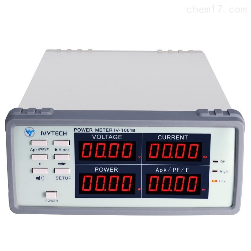 艾维泰科IVYTECH IV-1001B 高精度功率计