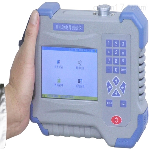 方便实用蓄电池内阻测试仪