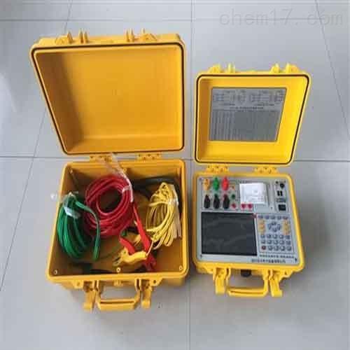 现货变压器容量特性测试仪结构精美
