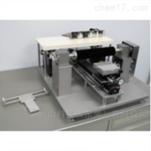 日本ehc玻璃基板上摩擦的简单装置