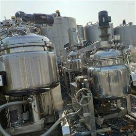 出售二手300-500升真空乳化机