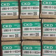 日本CKD喜开理先导式带底板电磁阀4KB219