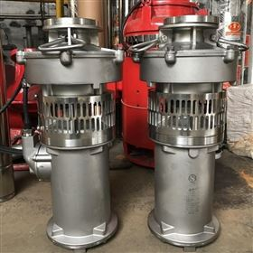QY不锈钢充油式潜水泵