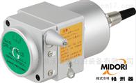 CPP-45H-xxLS系列日本绿测器MIDORI升降机拉绳位移传感器