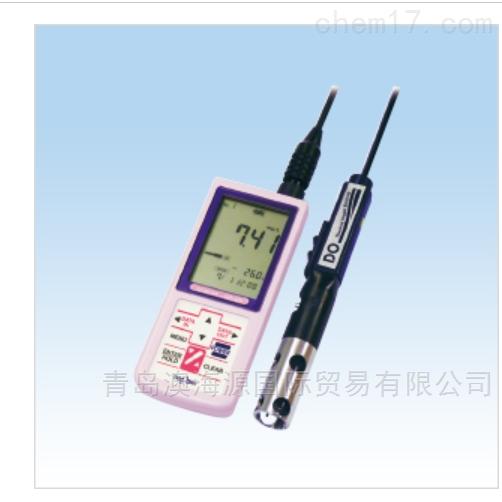 日本TOA-DKK便携式溶解氧测试仪DO-31P