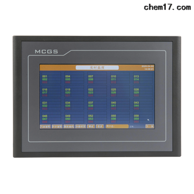 ATP007精密電源管理係統 7寸/10寸觸摸屏