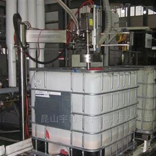 吨桶灌装机 防爆灌装设备  太仓灌装厂家