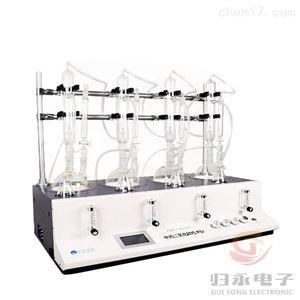 GY-RYHL归永智能二氧化硫检测仪三联报价