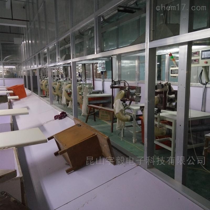 广州服装充棉设备 充绒机厂家