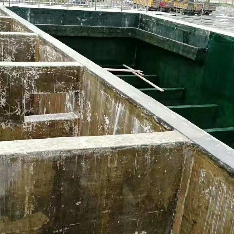 四川宜宾乙烯基玻璃鳞片涂料 污水池防腐