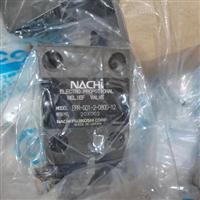 实物展示NACHI不二越原装阀特征
