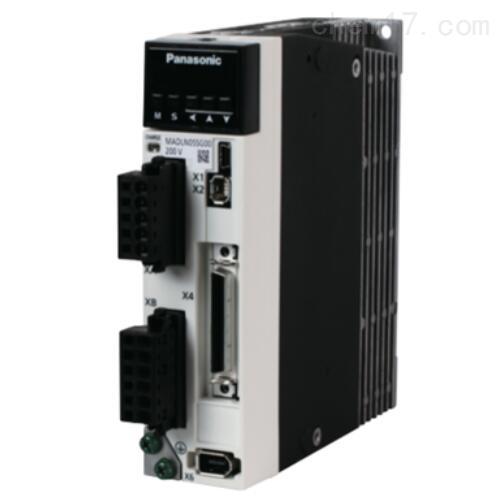 Panasonic伺服驱动器外形尺寸图