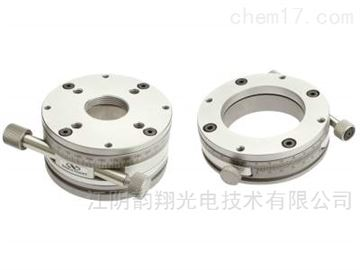 UTR-A 帶孔徑的精密鋼質旋轉臺