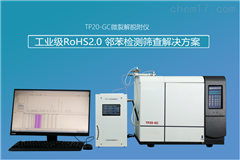 TP20-GC热裂解仪