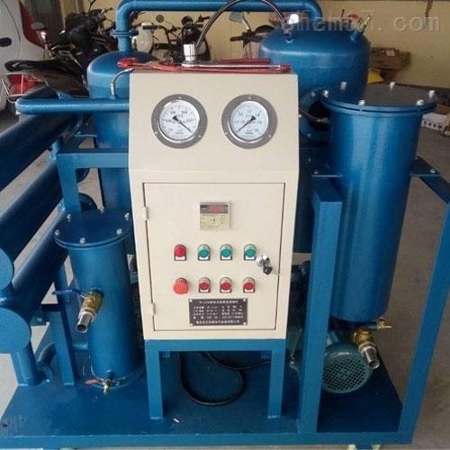 高效设备多功能真空滤油机现货