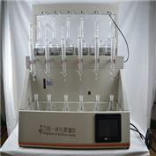 6位独立控制一体化蒸馏仪价格