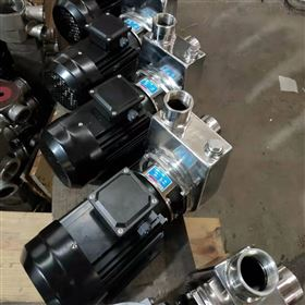 HBFX高吸程不锈钢自吸泵