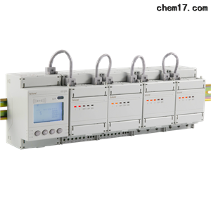 3户单相集中式电能表