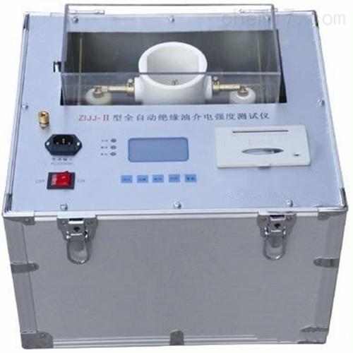 绝缘油介质损耗及体积电阻率测试仪技术参数