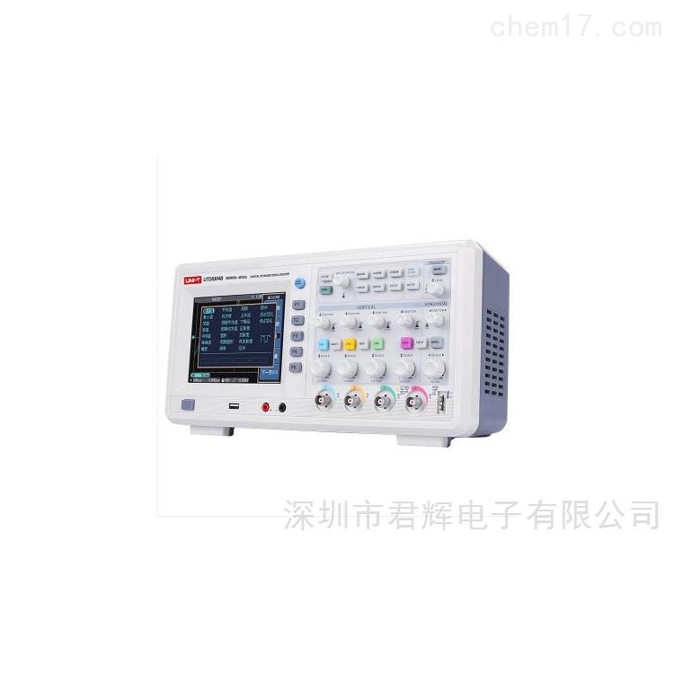 UTD8304B数字存储示波器
